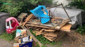 Backyard Junk Removal Winnipeg